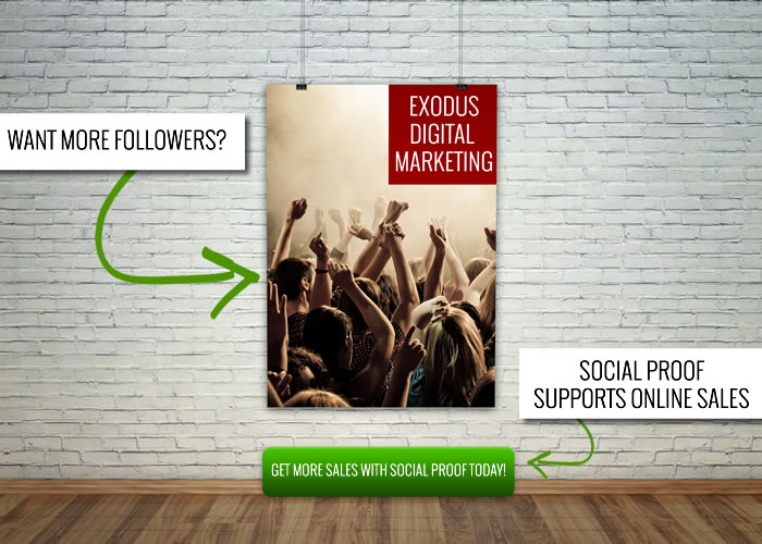 social proof optimisation and conversion
