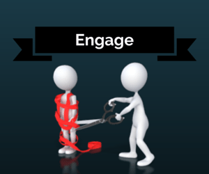 engage customers with technology