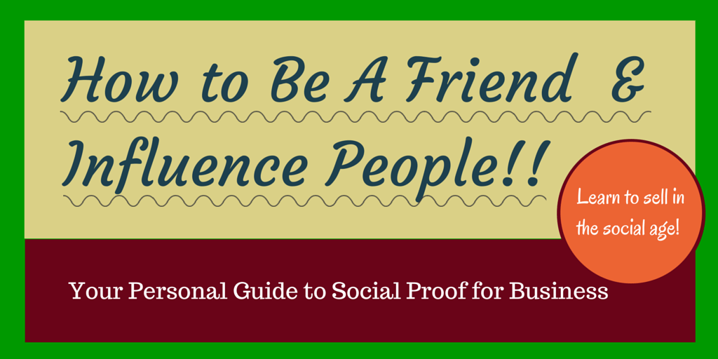 Social proof for business