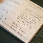Hand Writtern Reviews on A Book