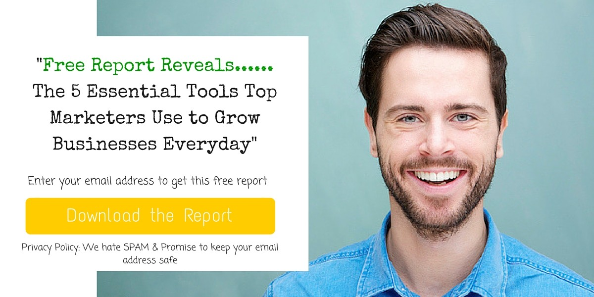 The 5 Essential FREE Tools Top Marketers